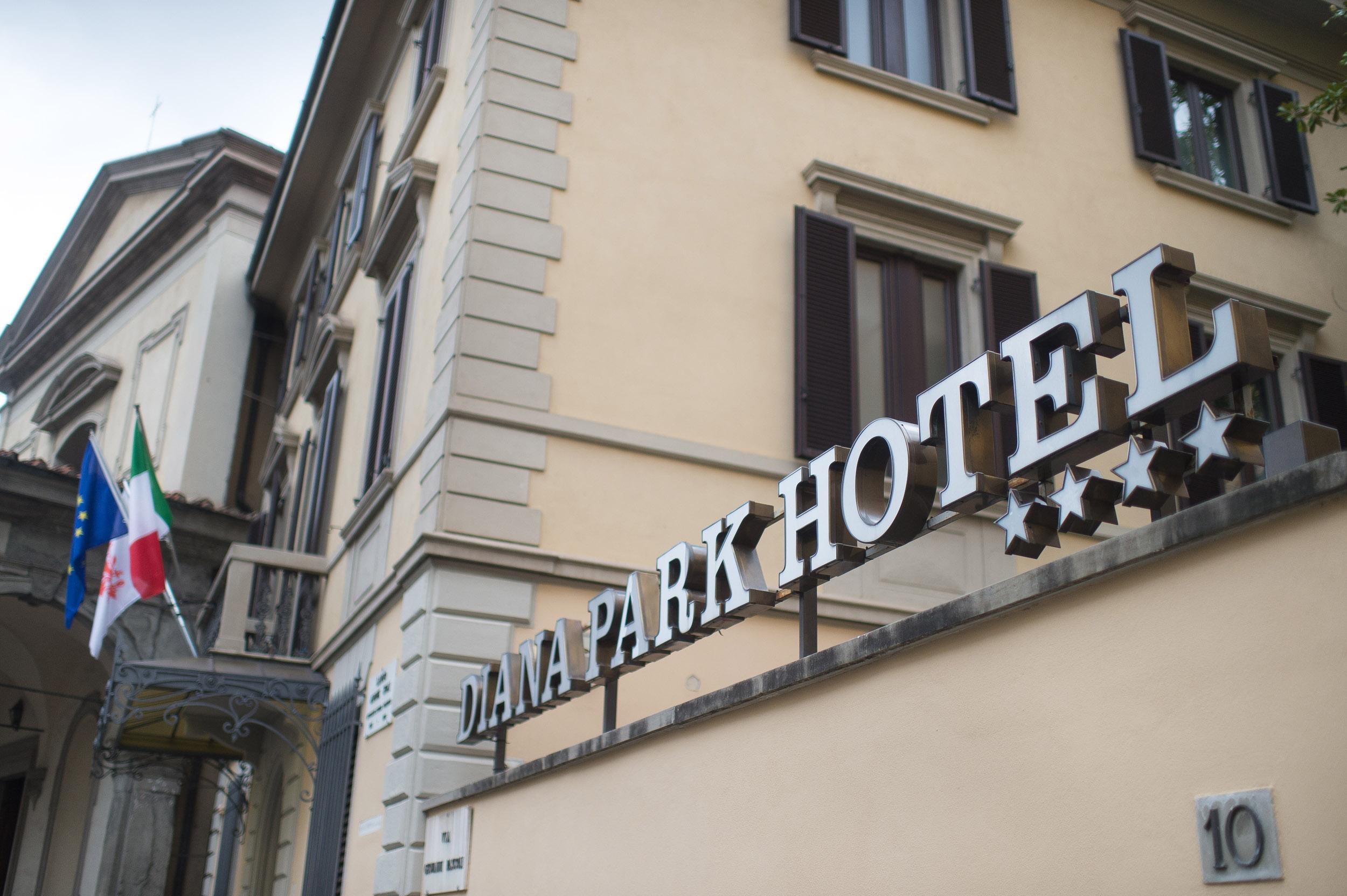 Diana Park Hotel 4 Star Hotel Florence